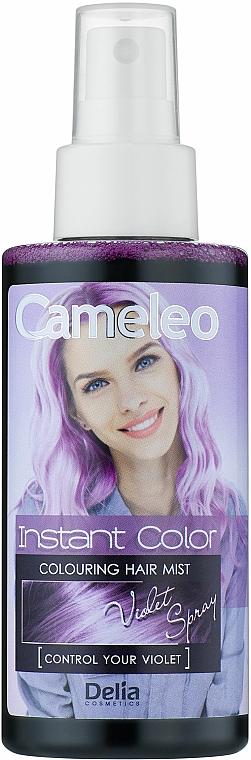 Оцветяващ спрей за коса - Delia Cameleo Instant Color