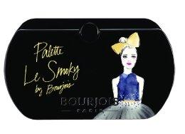 Парфюми, Парфюмерия, козметика Палитра сенки за очи - Bourjois Eyeshadow Palette Les Smoky