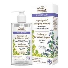 Парфюми, Парфюмерия, козметика Успокояващ гел за интимна хигиена - градински чай Green Pharmacy Soothing Gel