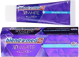 Парфюмерия и Козметика Паста за зъби - Blend-a-med 3d White Healthy Shine Toothpaste