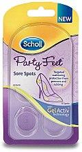 Парфюмерия и Козметика Силиконови стелки за крака - Scholl Gel Activ Party Feet Sore Spots