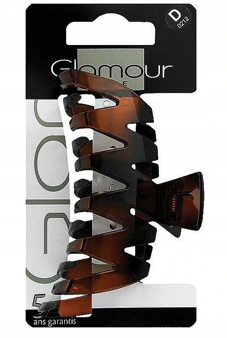 Шнола за коса, 0212, кафява - Glamour