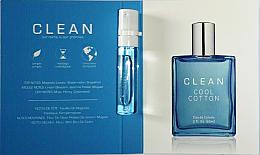 Парфюмерия и Козметика Clean Cool Cotton - Тоалетна вода (мостра)