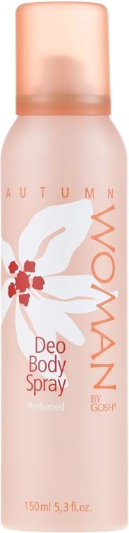 Спрей дезодорант - Gosh Woman Autumn Deo Body Spray
