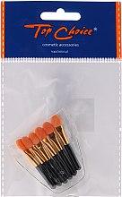 Парфюми, Парфюмерия, козметика Комплект апликатори за нанасяне на сенки, 6 бр. 6029 - Top Choice