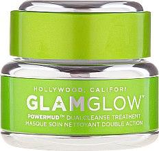Парфюми, Парфюмерия, козметика Почистваща маска с двойно действие за лице - Glamglow Powermud Dualcleanse Treatment (мини)