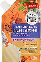"""Парфюмерия и Козметика Масло за коса """"Подхранване и хидратиране"""" - Fito Козметик Народни рецепти"""