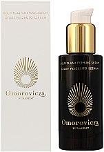 Парфюми, Парфюмерия, козметика Укрепващ серум за лице - Omorovicza Gold Flash Firming Serum
