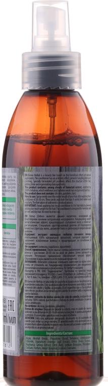 Балсам с полски хвощ при косопад - Barwa Herbal Conditioner — снимка N2