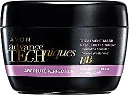 Парфюми, Парфюмерия, козметика Маска за коса - Avon Advance Techniques Absolute Perfection Treatment Mask