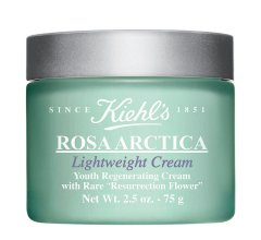 Парфюми, Парфюмерия, козметика Регенериращ крем за лице с лека текстура - Kiehl's Rosa Arctica Lightweight Cream