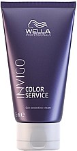 Парфюмерия и Козметика Защитен крем за скалп - Wella Professionals Invigo Color Service Skin Protection Cream