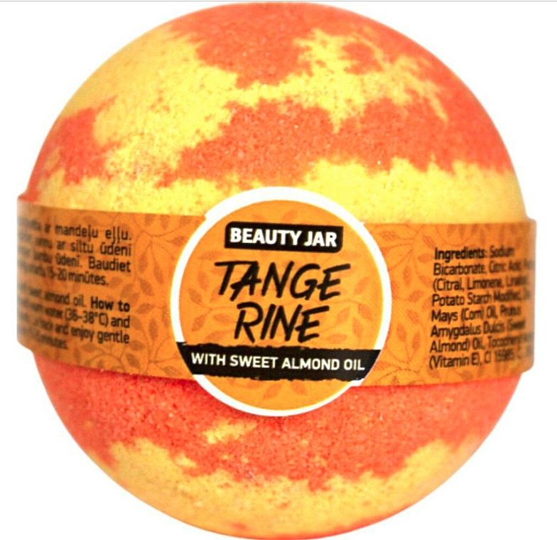 Бомбичка за вана - Beauty Jar Tangerine — снимка N1