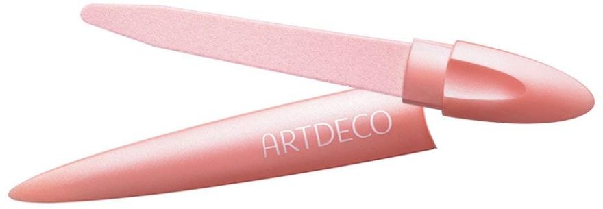 Минерална пиличка за нокти - Artdeco Mineral File — снимка N1