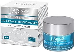 Парфюми, Парфюмерия, козметика Крем против бръчки с морска ДНК и фитохормони 60+ - Ava Laboratorium L'Arisse 5D Anti-Wrinkle Cream Marine DNA + Phytohormones