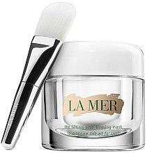 Парфюмерия и Козметика Маска с лифтинг ефект за укрепване на кожата на лицето и шията + четка - La Mer The Lifting & Firming Mask