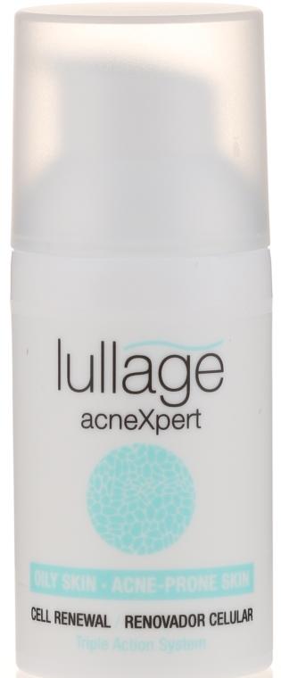 Обновяващ крем за лице - Lullage Acnexpert Renovador Celular Concentrato — снимка N1
