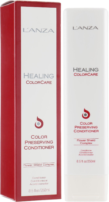 Балсам за защита на цвета на боядисана коса - L'Anza Healing ColorCare Color-Preserving Conditioner — снимка N1
