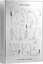 Парфюмерия и Козметика Issey Miyake Leau Dissey Pour Homme - Комплект (тоал. вода/125ml + душ гел/50ml + аф./50ml)