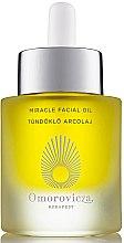 Парфюмерия и Козметика Масло за лице - Omorovicza Miracle Facial Oil