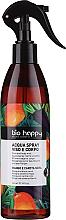 Парфюмерия и Козметика Спрей за лице и тяло с манго и черен морков - Bio Happy Body Mist Mango & Black Carrot