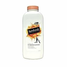 Парфюмерия и Козметика Пудра за интимна хигиена - Femfresh Intimate Hygiene Everyday Care Re-Balance Powder