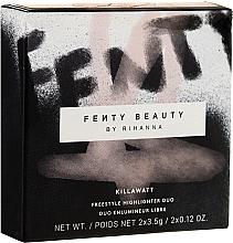 Парфюмерия и Козметика Хайлайтър за лице - Fenty Beauty Killawatt Freestyle Highlighter