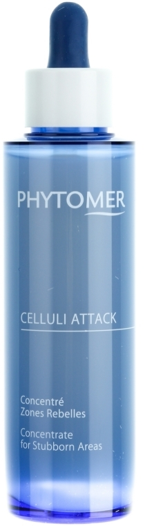 Емулсия за тяло със засилено действие против целулит - Phytomer Celluli Attack Concentrate  — снимка N2