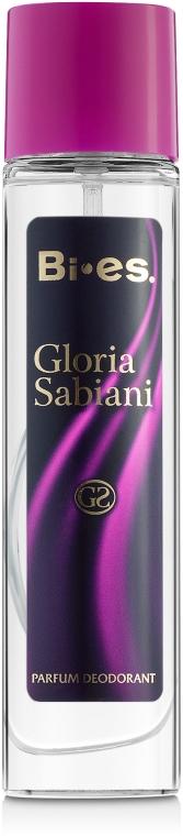 Bi-Es Gloria Sabiani - Парфюмен дезодорант спрей