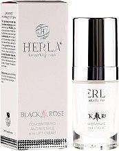 Парфюми, Парфюмерия, козметика Околоочен крем - Herla Black Rose Concentrated Anti-Wrinkle Eye Lift Cream
