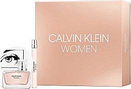 Парфюми, Парфюмерия, козметика Calvin Klein Women - Комплект парфюмна вода (edp/50ml + edp/10ml)