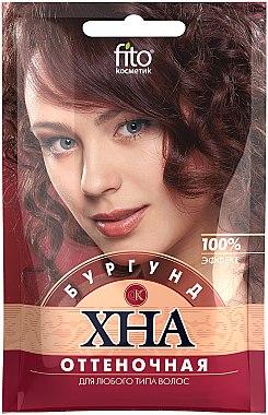 Къна за коса - Fito Козметик Henna — снимка N1