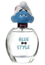 Парфюмерия и Козметика Marmol & Son The Smurfs Vanity - Тоалетна вода