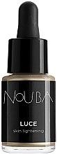 Парфюмерия и Козметика Коректор за лице - Nouba Luce Skin Lightening