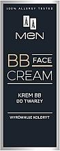 Парфюмерия и Козметика BB-крем за мъже - AA Men BB Face Cream