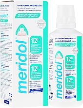 Парфюмерия и Козметика Вода за уста против неприятна миризма - Meridol Safe Breath Liquid Mouthwash