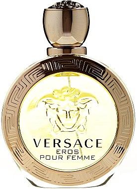 Versace Eros Pour Femme - Тоалетна вода (тестер с капачка)  — снимка N1