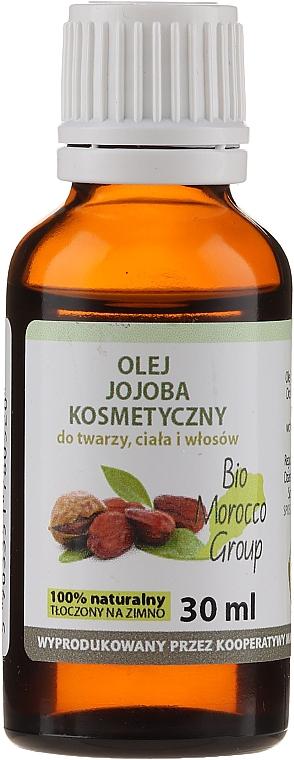 Козметично масло от жожоба - Maroko — снимка N1