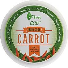 Парфюмерия и Козметика Масло за тяло - Ava Laboratorium Body Care Carrot Butter