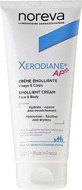 Крем за лице и тяло - Noreva Laboratoires Xerodiane AP+ Creme Emolliente — снимка N2