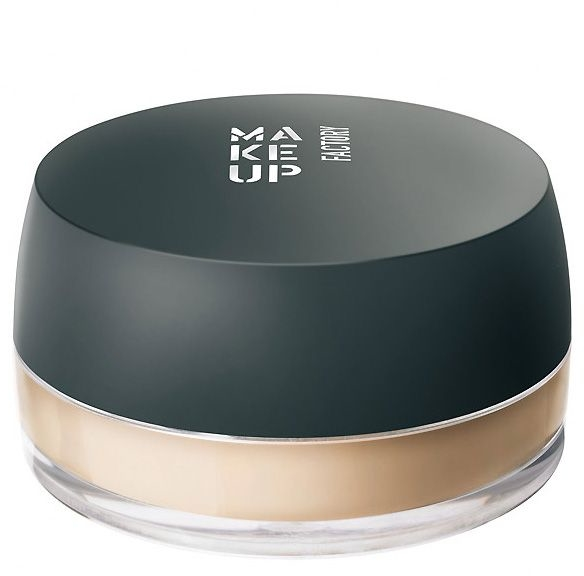 Минерална пудра на прах - Make Up Factory Mineral Powder Foundation — снимка N1