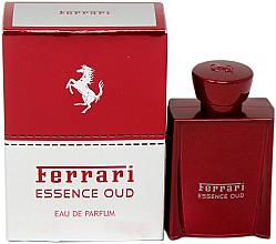 Парфюми, Парфюмерия, козметика Ferrari Essence Oud - Парфюмна вода (мини)