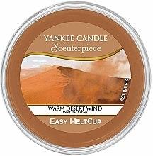 Парфюми, Парфюмерия, козметика Ароматен восък - Yankee Candle Warm Desert Wind Scenterpiece Melt Cup
