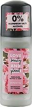 Парфюмерия и Козметика Рол-он дезодорант с масла от роза и мурумуру - Love Beauty And Planet