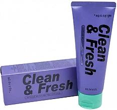 Парфюмерия и Козметика Хидратираща пилинг маска за лице - Eunyul Clean & Fresh Intense Moisture Peel Off Pack