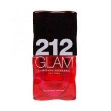 Парфюми, Парфюмерия, козметика Carolina Herrera 212 Glam - Тоалетна вода (тестер с капачка)