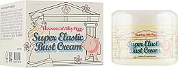 Парфюмерия и Козметика Укрепващ колагенов крем за бюст - Elizavecca Milky Piggy Super Elastic Bust Cream