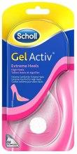 Парфюмерия и Козметика Силиконови стелки за високи токчета - Scholl Gel Activ Extreme Heels