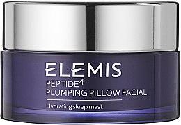 Парфюмерия и Козметика Охлаждаща нощна гел-маска за лцие - Elemis Peptide4 Plumping Pillow Facial