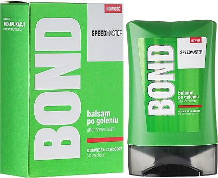 Балсам за след бръснене - Bond Speedmaster After Shave Balm — снимка N1